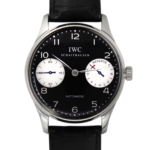 IWC Portuguese 7-Days LE Ref. IW5000-01 Watch front view 10
